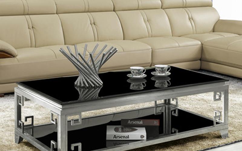2017 New design modern living room furniture leather corner fancy sofa set,  china leather sofa -in Living Room Sofas from Furniture on Aliexpress.com  ...