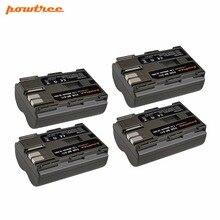 4X 2800Mah BP-511 BP511 BP-511A BP511A Battery Digital Camera AKKU For Canon EOS 40D 300D 5D 20D 30D 50D 10D D60 G6 Battery L10 стоимость