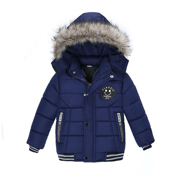 Winter Jacket For Children Top Selling Item 1