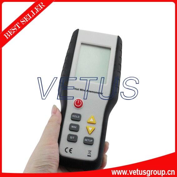 HT-9829 digital anemometer for Measuring Instrument Wind Speed MeterHT-9829 digital anemometer for Measuring Instrument Wind Speed Meter