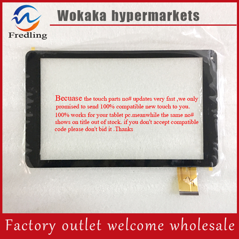 For FPC-FC101S217-00 Touch Screen Write Screen Black Sunstech Flat Computer Brand New Pure Original Binding a 9 inch touch screen czy62696b fpc dh 0901a1 fpc03 2 dh 0902a1 fpc03 02 vtc5090a05 gt90bh8016 hxs ydt1143 a1 mf 289 090f