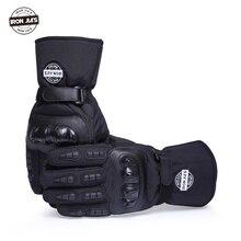 Мото-перчатки зима теплая водонепроницаемый ветрозащитный защитные перчатки 100% водонепроницаемый
