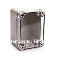 Yüksek Kaliteli ABS Plastik Kutu/Su Geçirmez elektronik muhafazası 80*110*70mm