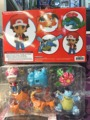 4pcs/set Champion .Ver Pokemon Charizard Venusaur action pvc figure toy tall 10cm in box hot sell.
