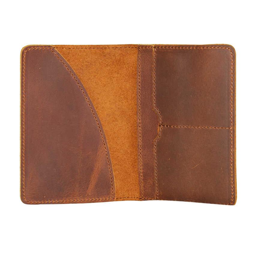 イスラエルパスポートカバー男性のクレジットカード ID ホルダーオーガナイザー彫刻名牛革トラベル · カバーダビデの星パスポート財布