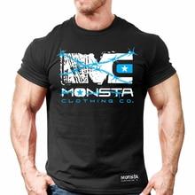 MMA boxing sweatshirt Muscle Men Tee Slim short sleeved Fitness tiger muay thai clothing muaythai shorts