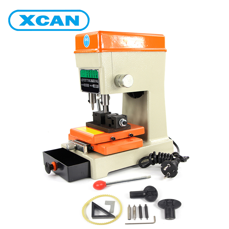 ФОТО XCAN 368A Copied into accurate practical machinery key cutting machine locksmith tools for opening locks car locksmith tools