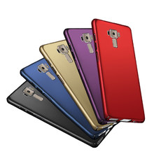 Frosted Shield Case Voor Asus Zenfone 3 Case ZE520KL Hard PC Matte Cover Voor Asus Zenfone3 ZE520KL ZE 520KL ZE 520 KL Telefoon Shell(China)