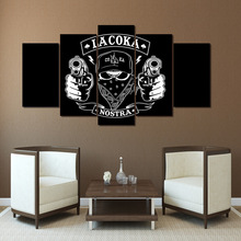 HD Printed la coka nostra lnc hip hop Painting on canvas room decoration print poster picture canvas unframed