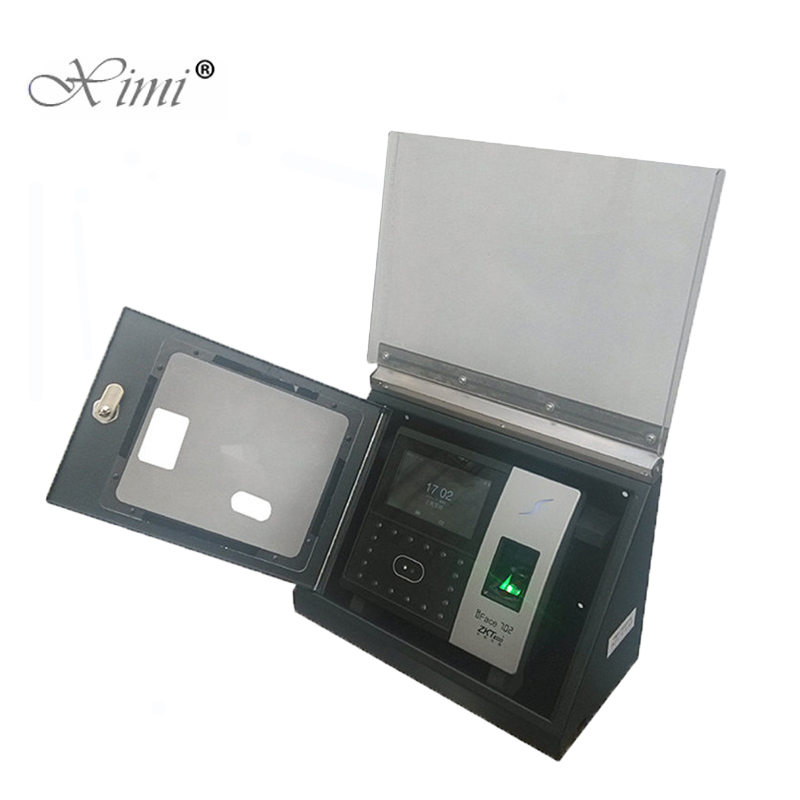 Iface Serious Face Time Attendance ZK Iface302 Iface702 Iface502 Protect Metal Box Waterproof Iface Protect Cover