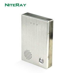 Niteray Новый полностью водонепроницаемый дверной звонок SIP для управления доступом в офис