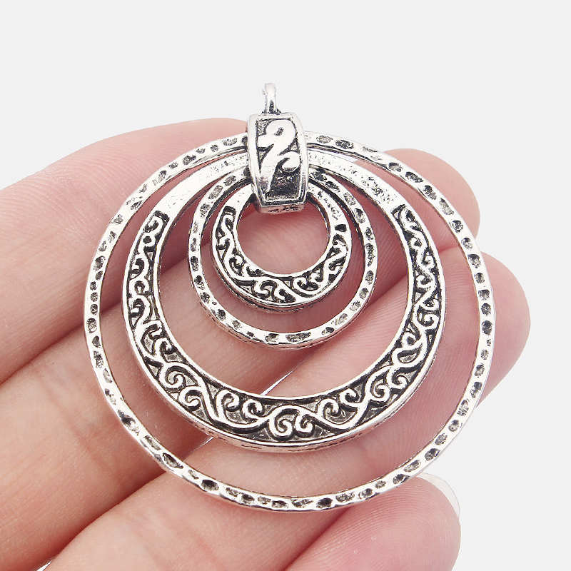2x Large Dragonfly Charms Pendants Tibetan Silver Jewellery Making Findings