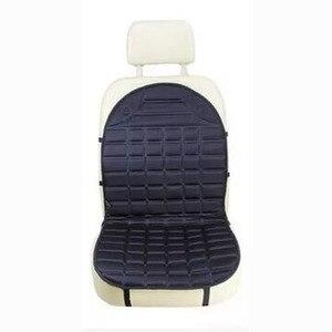 Image 2 - 12 12v温水カーシートクッションカバーシート、ヒーターウォーマー、冬の家庭用クッションcardriver加熱されたシートクッション