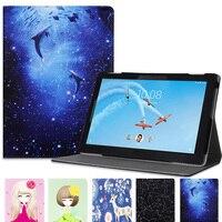 Fashion Case Cover For 10 1 Inch Lenovo TAB4 10 Plus TB X704 TB X704F TB