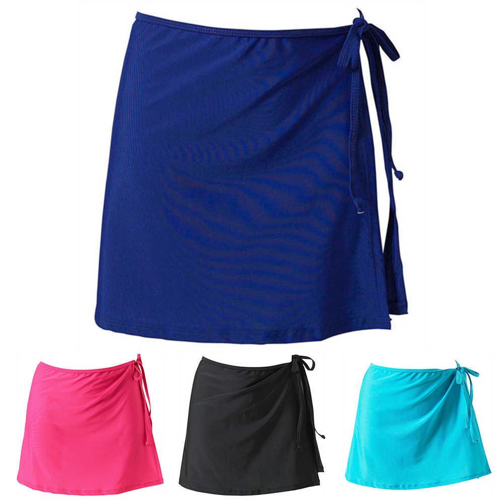 0b847e49a6 ... 2018 Beachwear Cover Up Summer Beach Wearred Dress Skirt Swimsuit Bikini  Women Bathing Suit Cover Ups ...