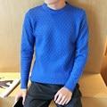 Male Sweater Pullover Men 2016 Male Brand Casual  Long Sleeve Sweaters Men o-Neck Men'S Sweater plus size 4XL hot sale