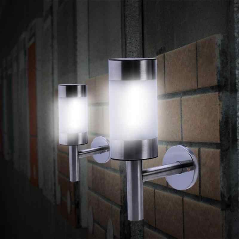 Solar Light Outdoor Led Stainless Steel