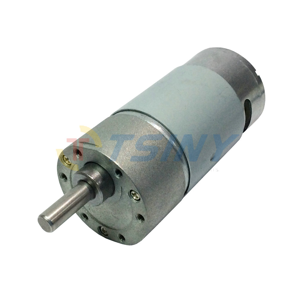 DC 12V High Speed 850Rpm Mini Electric Reduction Metal Gear-box Motor DIY Engine RC Smart Car Robot dc motor 12v for children electric car rc car dc engine 6v baby car electric engine rs550 motor with 12 teeth and 8 teeth gear