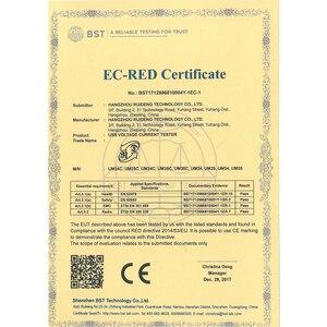 Image 5 - RD UM25 UM25C Cho Ứng Dụng USB 2.0 Loại C LCD Khuếch, Điện Máy Đo Pin Sạc Usb Bút Thử Điện
