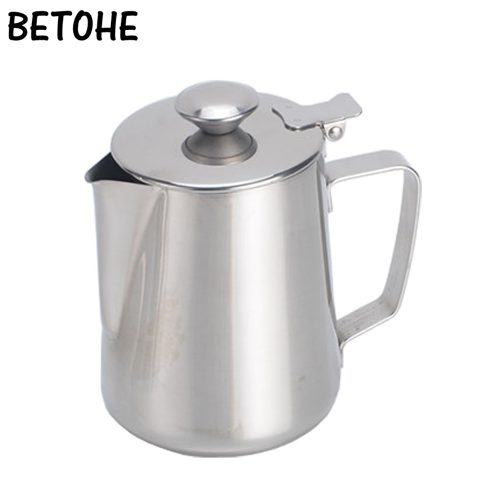BETOHE handheld  mini Coffee pot  Coffee makers Trickle filter coffee pot set  home hick 304 stainless steel cup 350ml