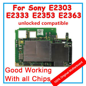 For Sony Xperia M4 Aqua E2303 E2333 E2363 E2353 Unlocked Motherboard Mainboard Android