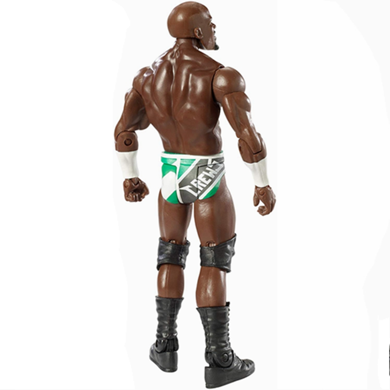 WWE Apollo équipages Action Figure Basic Series