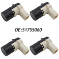 4PCS PDC Parking Sensor 51755060 735393479 735429755 46802909 For Fiat Multipla Stilo Croma Doblo Ducato Idea Marea Palio Musa