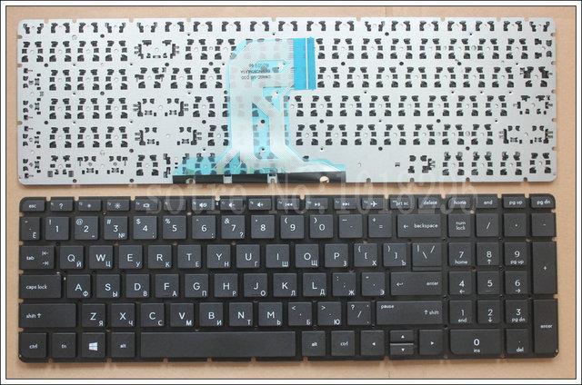New RU teclado Do Portátil Para HP TPN-C126 HQ-TRE RTL8723BE sem Quadro Teclado Teclado Russa