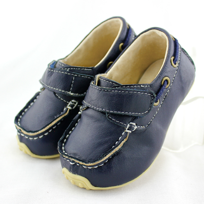 TipsieToes Brand High Quality Genuine Leather Children Sneakers For Boys And Girls Kids Loafer Shoes 2017 Autumn Spring