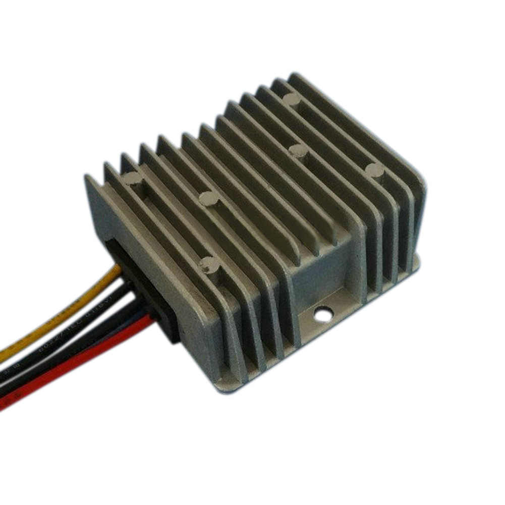 Dc 12 فولت الخطوة يصل إلى 27 فولت 8a 216 واط الجهد دفعة تحويل امدادات الطاقة الشمسية الصوت الطاقة