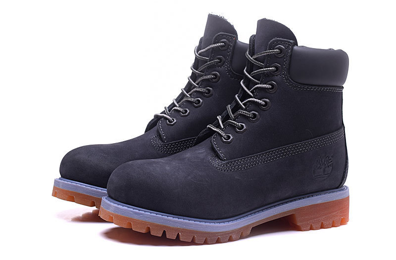 100% Original TIMBERLAND Men 6-Inch Premium Ankle Martin Boots For Man Genuine Cow Leather Durable Street Anti-Slip Shoes 10061 2