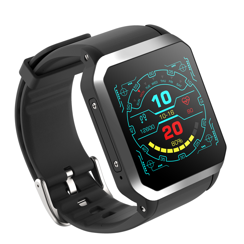 NIYOQUE Smart Andorid Watch KW06 3G SIM Card GPS Positioning IP68 Waterproof Watch Heart Rate Monitoring Bluetooth Watch Phone цена и фото