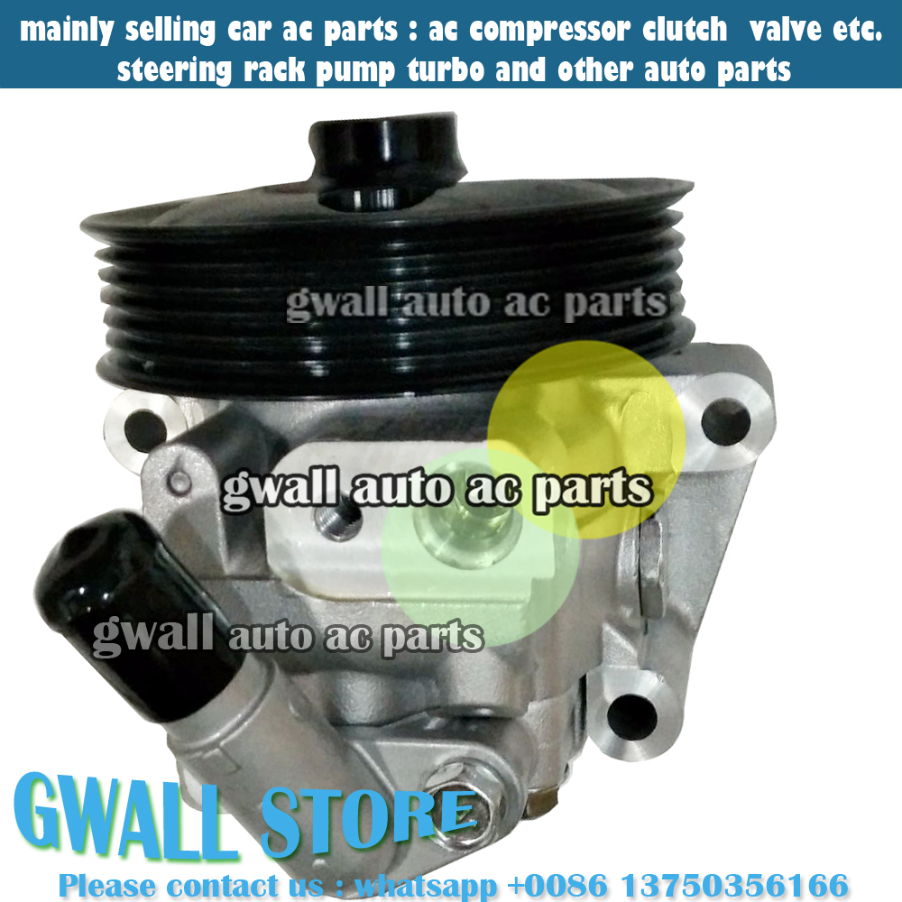 POWER STEERING PUMP FOR CAR FORD GALAXY WA6 MONDEO IV S MAX WA6 2 0 2