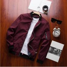 Mens Jackets And Coats New Spring Autumn Casual Coats Bomber