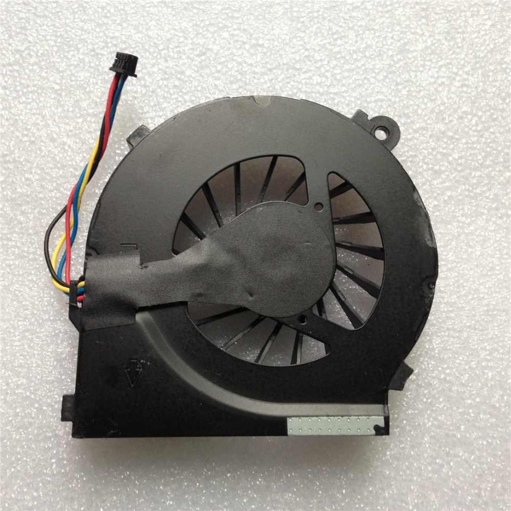 Muchas piezas portátil CPU ventilador de refrigeración para HP pabellón CQ56 G56 CQ42 G42 CQ62 G62 G4 G7 G6 SUNON MF75120V1-C170-S9A 5V 0.4A 4 cables