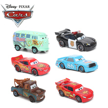 Disney Pixar тачки 3 игрушка Молния Маккуин матер шторм Джексон Рамирез 1:55 литая под давлением модель автомобиля из металлического сплава игрушки подарок для мальчиков