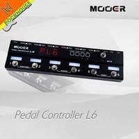 Mooer Efectos de Guitarra Pedal Controlador Programable Sistema de Agrupación Pedal Loop Estación de Control de Pedal Switcher Envío Gratis
