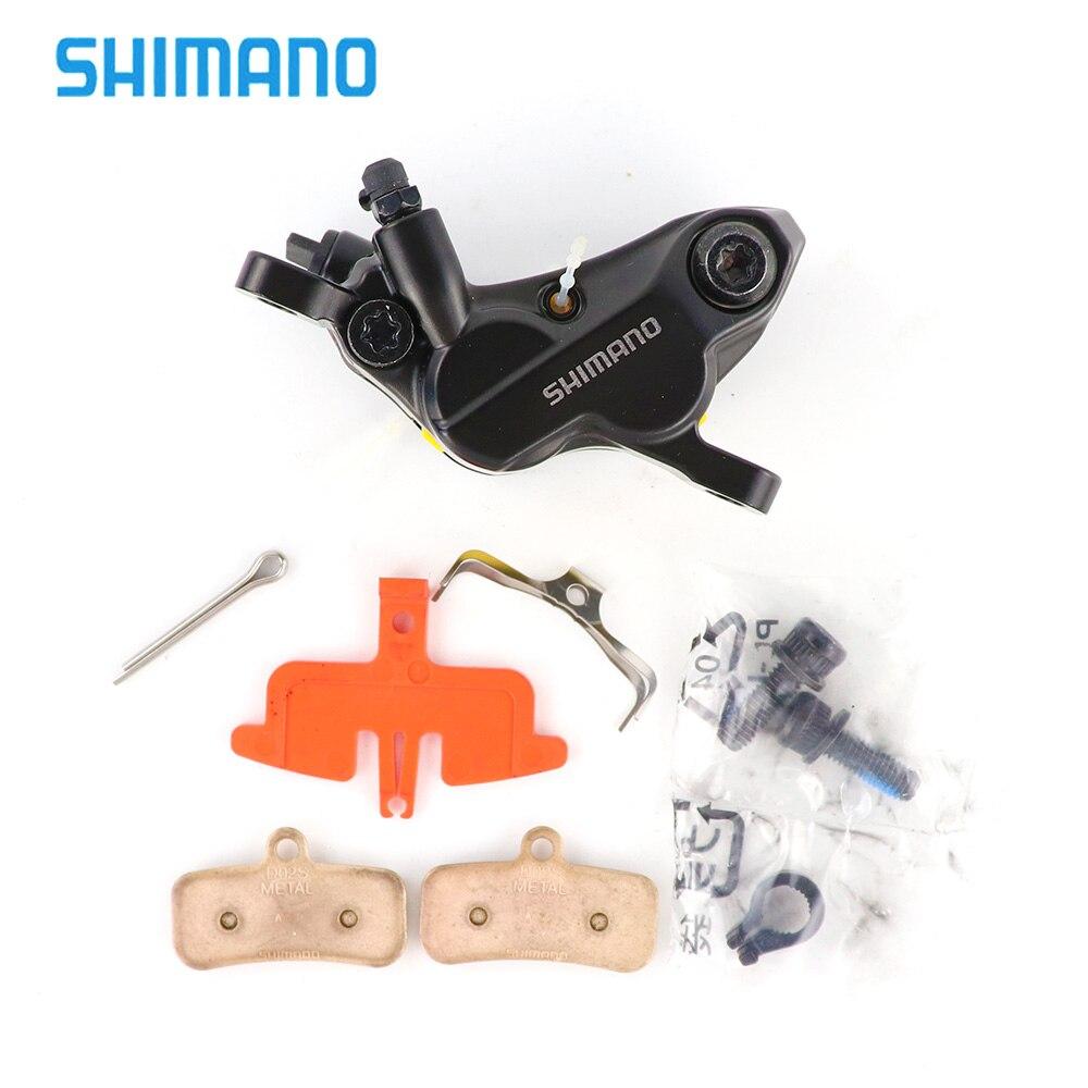 9cf19f13e6e Shimano BR MT520 Hydraulic Disc Brake Caliper Post Mount FOR mountain bike  Shimano genuine goods bike accessories-in Bicycle Brake from Sports ...