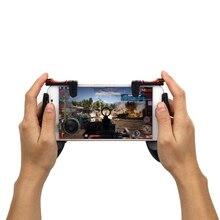 Mobile Phone Controller Gamepad Joystick Shooter Trigger