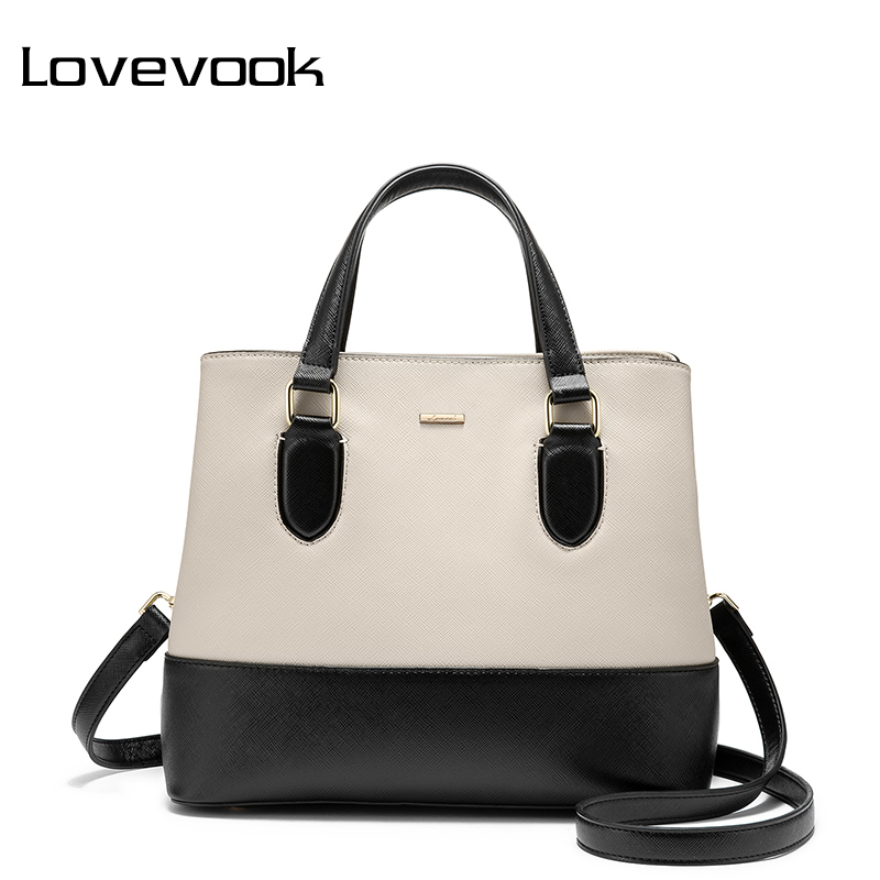 0e0213ba5196 US $25.53 55% OFF|LOVEVOOK women handbag female shoulder crossbody bag  school big messenger bag purses and handbags for women 2019 office work-in  ...