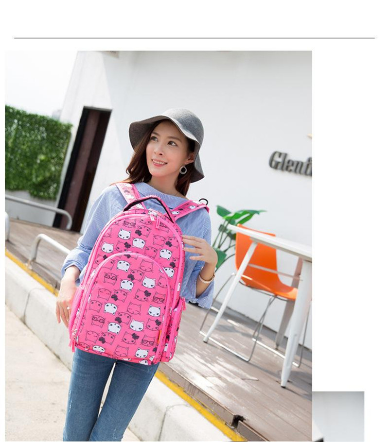 Brand New Fashion Mother Baby Stroller Backpack Shoulder Multifunctional Mother Pack Large Capacity Mummy Bags Free Drop Ship19