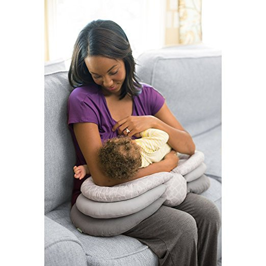 Breastfeeding Pillow Maternity Adjustable Breast Feeding Pillow Multifunction Infant Support Cushion Newborn Baby Arm Pillow