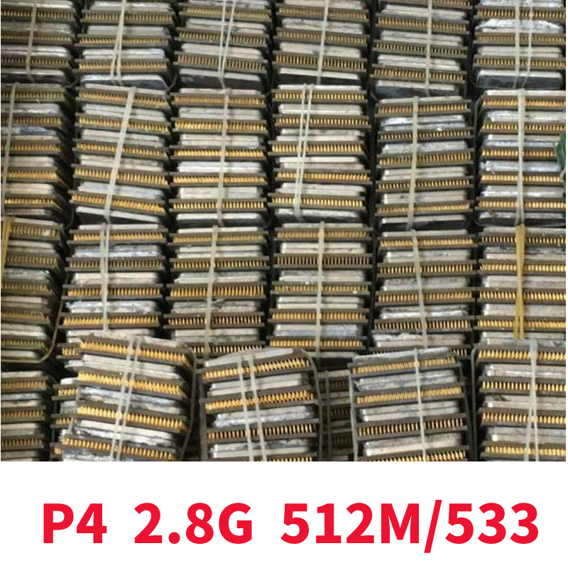Intel pentium 4 2.8 ghz p4 2.8g soquete 478 512 m 533 pecifications p4 2.8 processador de mesa cpu