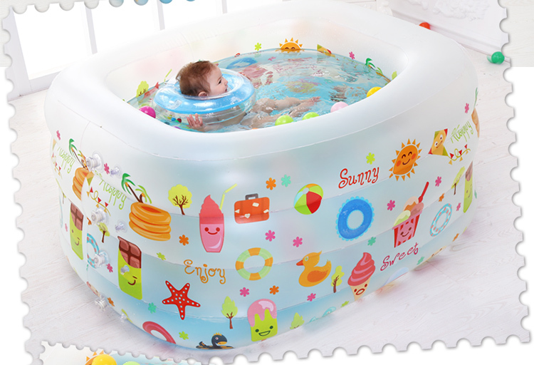 Vasca Da Bagno Oversize : Pacchetti oversize famiglia piscina gonfiabile piscina per bambini