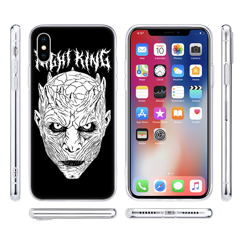 Game of Thrones The Night King 4 iphone case