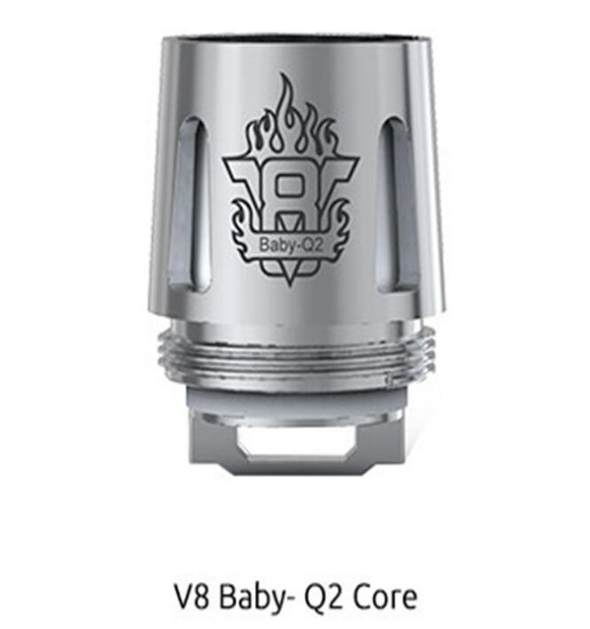 Original vapesoon Replacement Coil Head For TFV8 BABY TANK TFV8 BABY Q2 X4 T8 T6 M2 Coil Head / only one piece