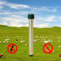 Pest Repeller Eco-friendly Lawn Solar Ultrasonic Snake Mouse Gopher Mole Pest Repeller Control for Garden Yard