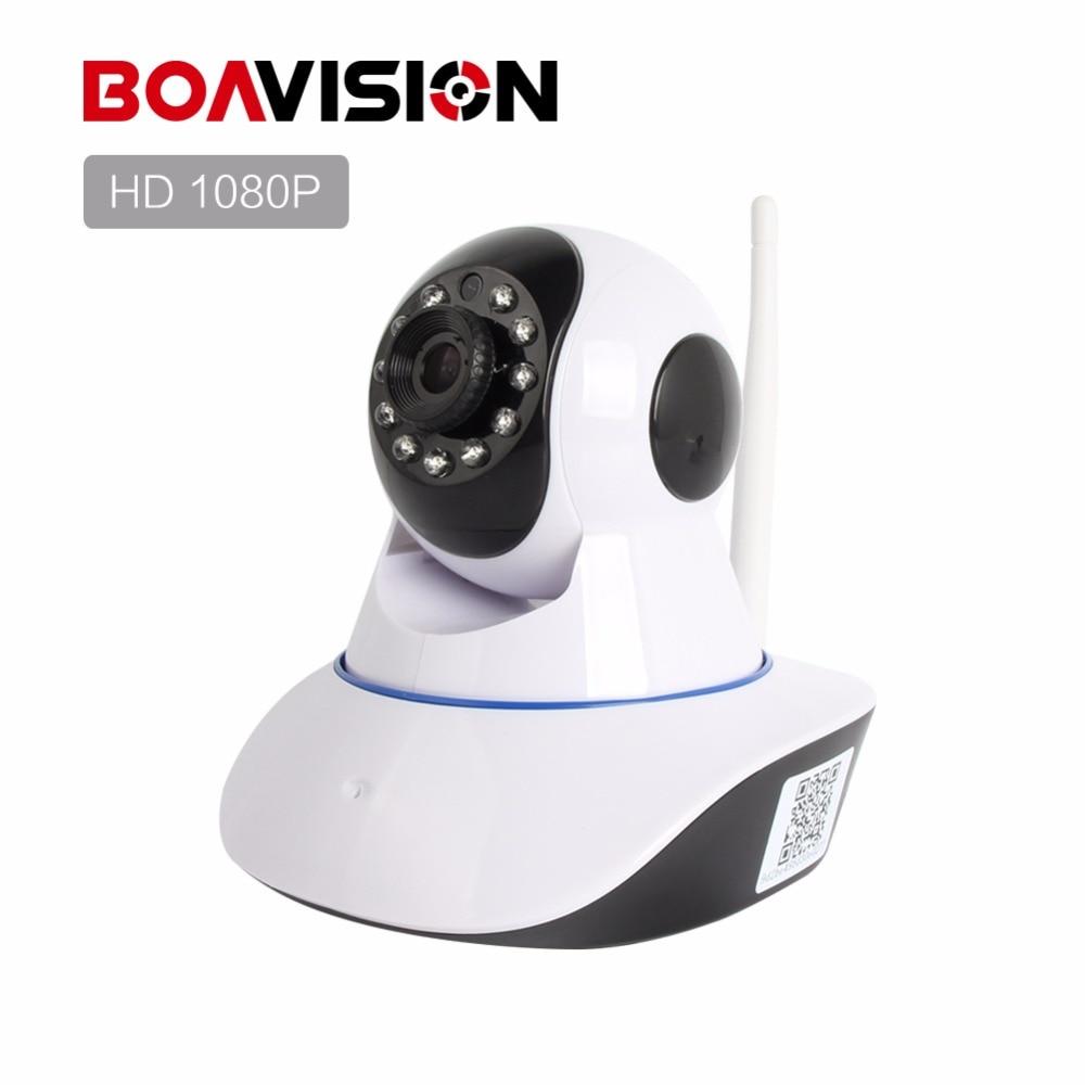 2MP HD 1080P Smart IP Camera WIFI Night Vision Two Way Audio Wireless Baby Monitor CCTV Surveillance IP Camera WI-FI BOAVISION