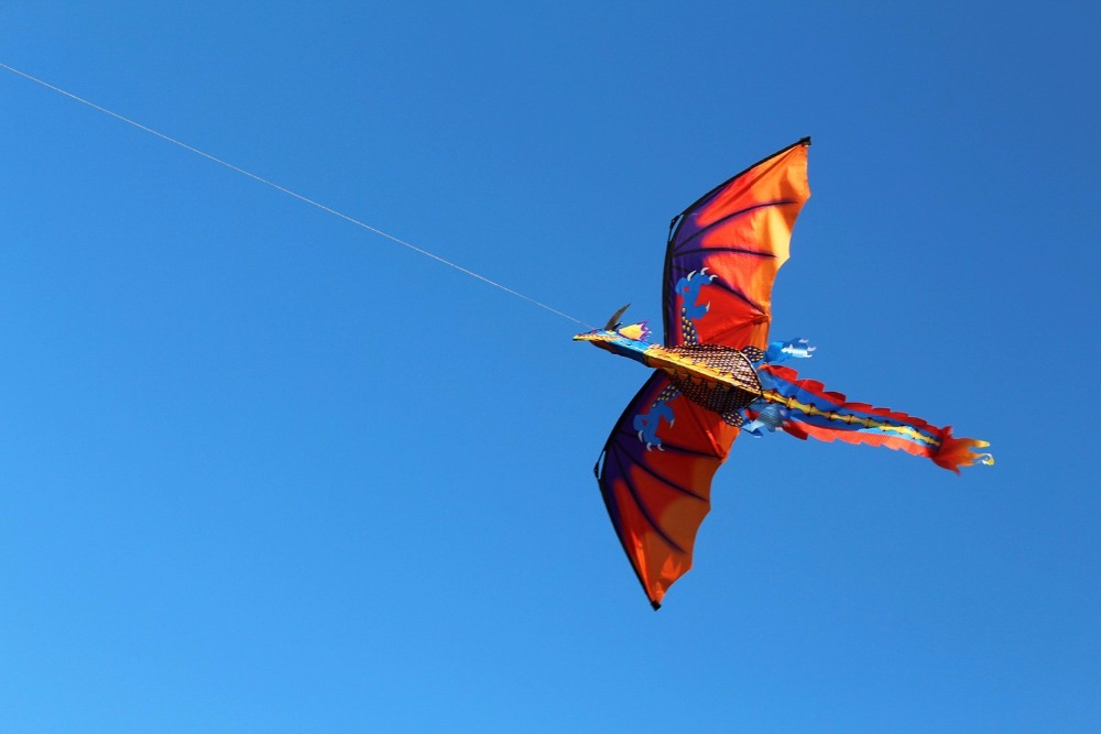 New-High-Quality-Classical-Dragon-Kite-140cm-x-120cm-Single-Line-With-Tail-With-Handle-and-Line-Good-Flying-Kites-From-Hengda-1