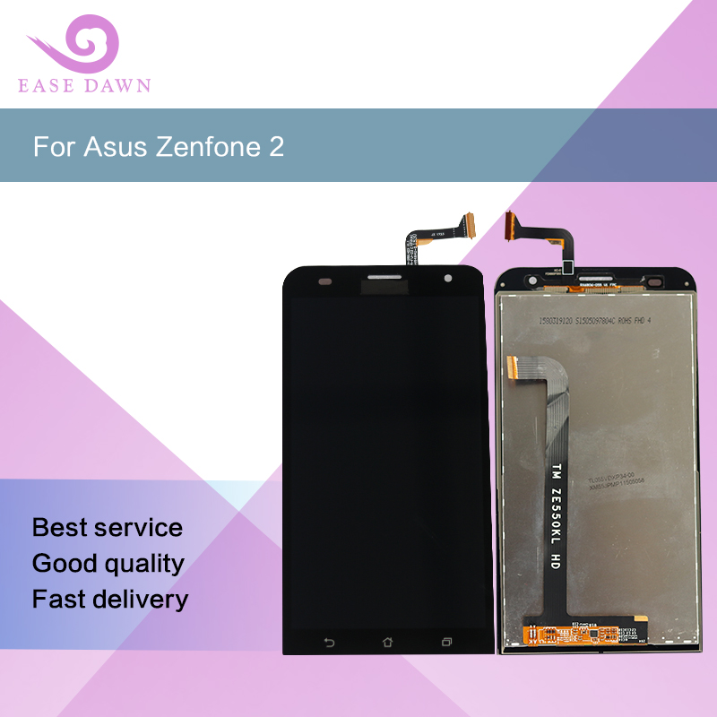 For Asus Zenfone 2 <font><b>ZE550KL</b></font> Z00LD <font><b>LCD</b></font> ips screen <font><b>LCD</b></font> Display Screen+Touch Panel Digitizer Assembly For Asus Display Original image